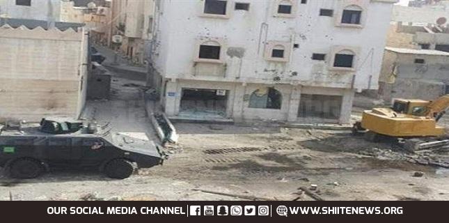 Saudi regime to displace 521 families, raze houses in Shia-majority Qatif