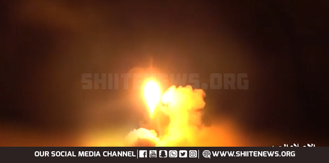 Yemeni forces fire ballistic missile at targets in Riyadh
