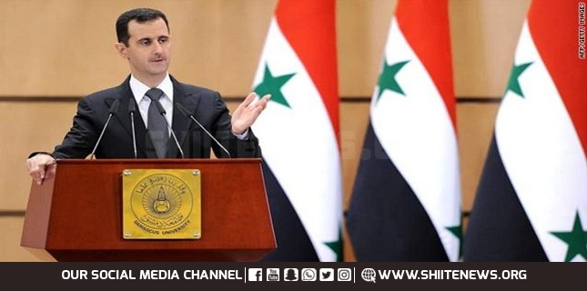 Bashar al-Assad registers for Syria's presidential elections