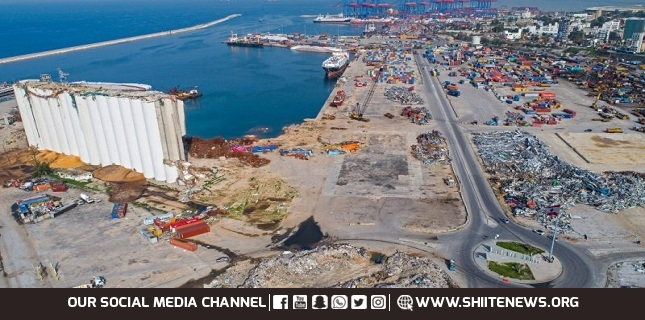 Germany to Propose Beirut Port Reconstruction