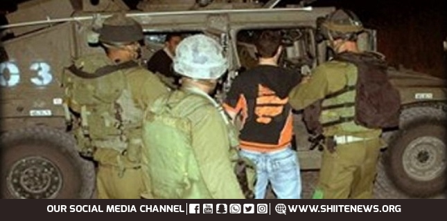 Hamas officials among many citizens kidnaped by IOF in W. Bank