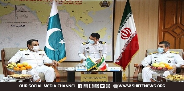 Hormuz Strait's security can be ensured by regional states: Iran Navy