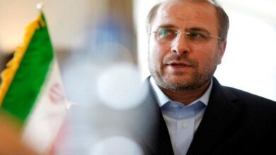 Iranian Parliament Speaker