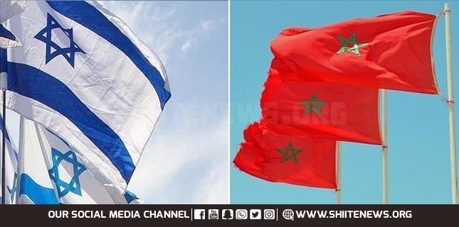 Israeli and Moroccan