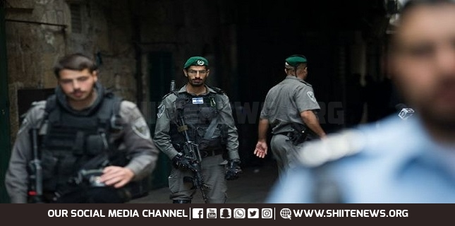 Israeli forces attack Palestinians gathering at Damascus Gate after iftar