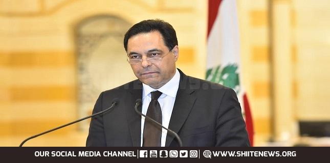 Lebanese caretaker PM Diab