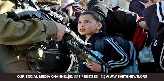 Palestinian children continue to suffer on Palestinian Child Day