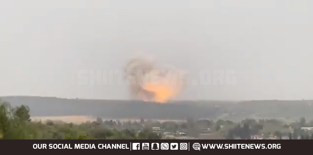 Powerful explosion rocks 'sensitive' Israeli missile factory+Video