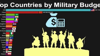 Total Global Military Expenditure Rose to $1981 Billion Last Year