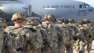 US Marine forces Arrive in Yemeni Airport: Report