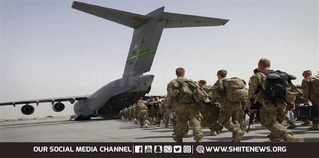 US begins troop withdrawal from Afghanistan: Officials