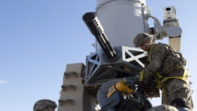 US deploys weapon system at key base in Iraq after rocket attack