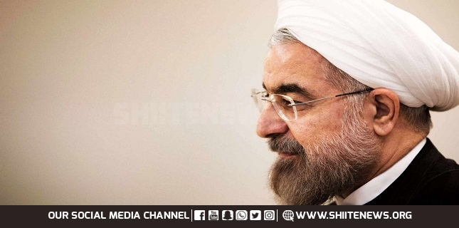 US missing a 'golden opportunity' President Rouhani