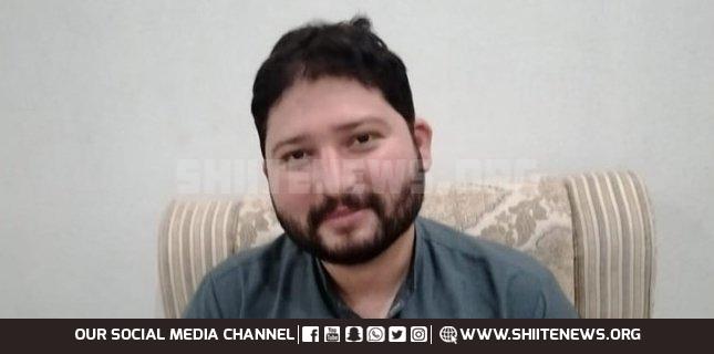 Former Shia student leader released after 2 days undeclared detention