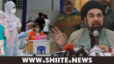 Critical situation in India due to Covid, Shiites take great decision