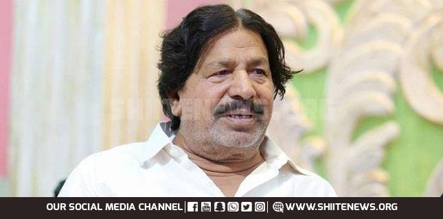 Renowned zakir Syed Khuda Bux Shah Qaiser Bukhari passes away