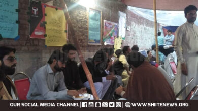 Protesters in Parachinar continue sit in against enforced disappearance
