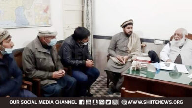 Some Qadianis convert to Islam during meeting with Hafiz Riaz Najafi
