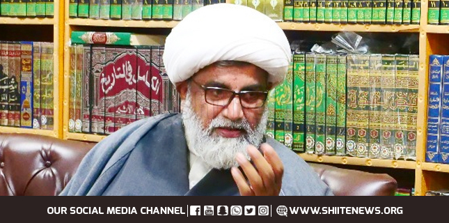Agha Ali Musavi was tried and true companions of Shaheed Arif, Mufti Jafar and Shaheed Naqvi. Allama Raja Nasir Abbas