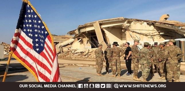 3 Rockets Hit US Military Base near Baghdad International Airport