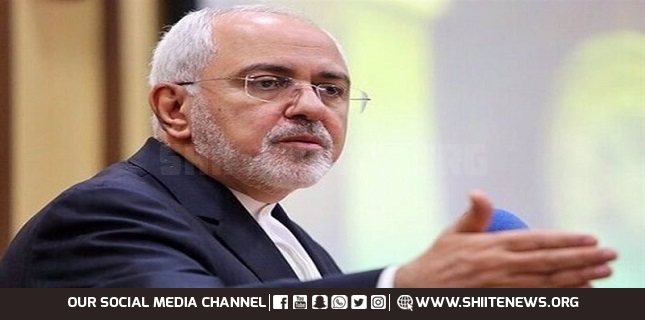 All Trump Sanctions Must Be Removed: Javad Zarif