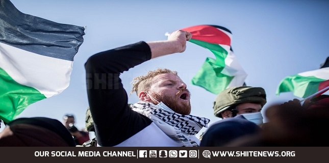 Intl. activists warn against left-wing Zionism promotion, attacks on Palestinian resistance front