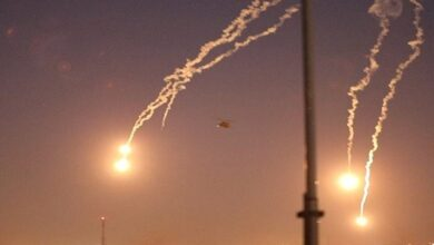 Two rockets target US-occupied Iraqi air base near Baghdad
