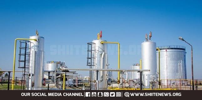 Yemeni gas facilities