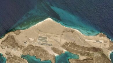 'Mysterious' airbase being built on island off Yemen linked to UAE