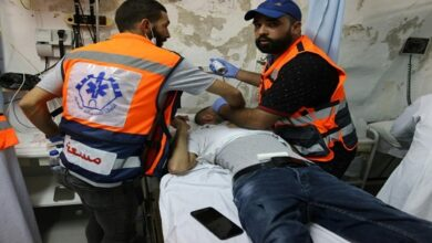 Al-Quds flare-up: Hundreds injured as Israeli forces attack Palestinians at Al-Aqsa Mosque