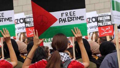 British students punished for defending Palestine