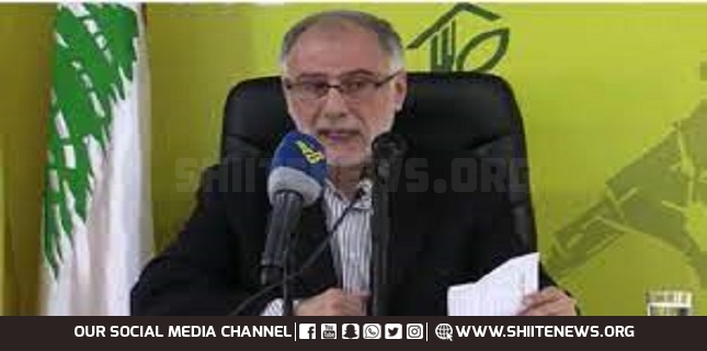 Causes of Lebanese Governmental Stalemate Are Mere Internal: Hezbollah Minister