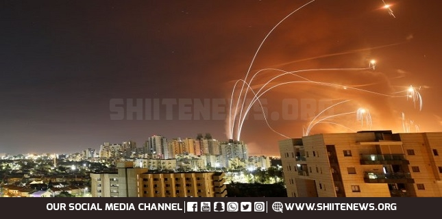 Day 3: Israel rains down bombs on Gaza, 850 rockets have landed in Israel