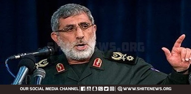 commander of the Quds Force