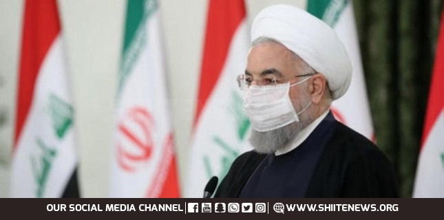 Iran, China must join hands to counter US cold war, coalition building: Rouhani