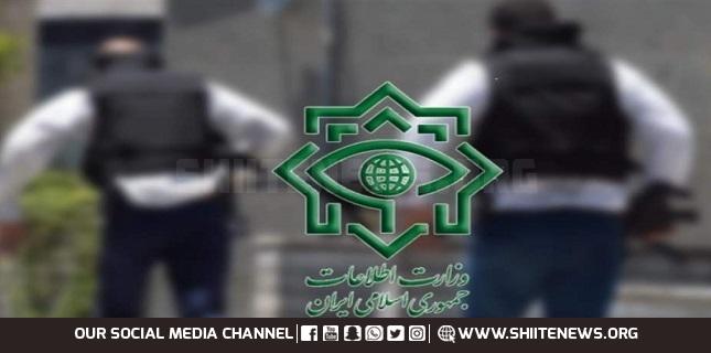 Iranian intelligence forces