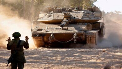 Israel gives in to ceasefire amid resistance's heavy rocket barrage