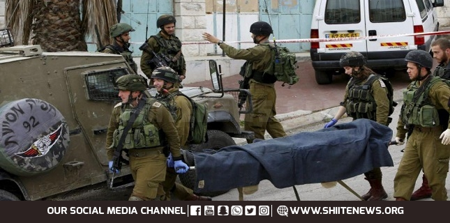 Israeli forces kill 2 Palestinians over alleged shooting attack