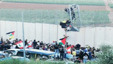 Lebanese Support of Palestine
