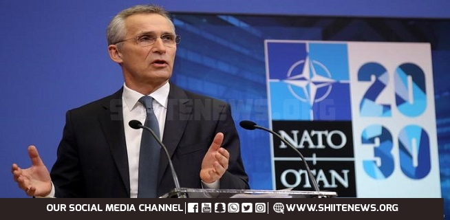 NATO chief: Afghan forces strong enough to stand on own feet