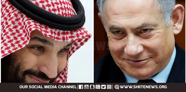 Saudi media outlets acting as Israeli propaganda platforms