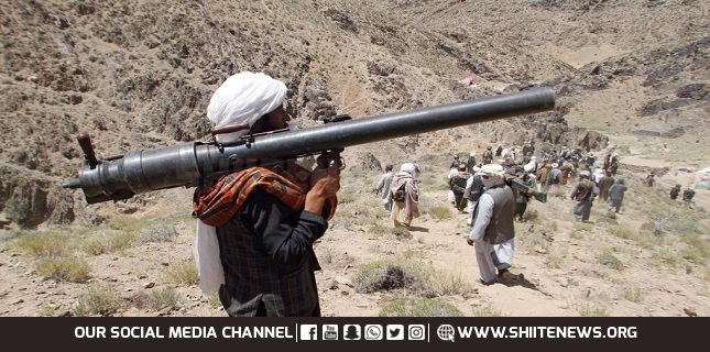 Taliban seize key district on outskirts of Afghan capital despite ceasefire