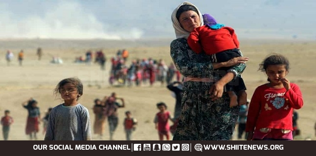 UN says Daesh committed genocide against Iraq's Izadis