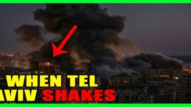 When Tel Aviv shakes