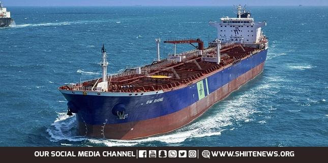 Yemeni fuel ships