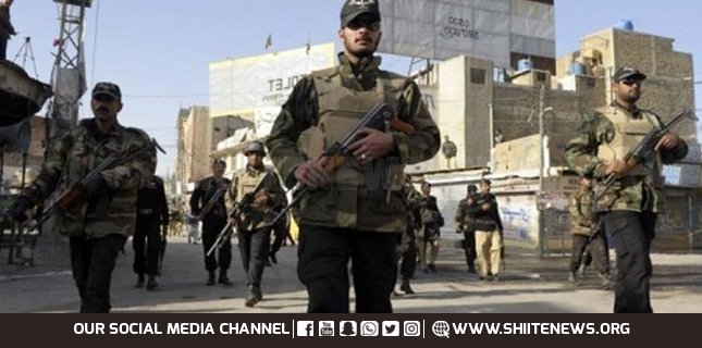 CTD Quetta send to hell 4 terrorists of Lashkar-e-Jhangvi/ISIS, while 2 were managed to escape