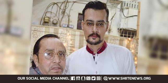 Appeal for Prayers of Health for renown Khatib of Ahl-e-Bayt, Allama Furqan Haider Abidi and His Son
