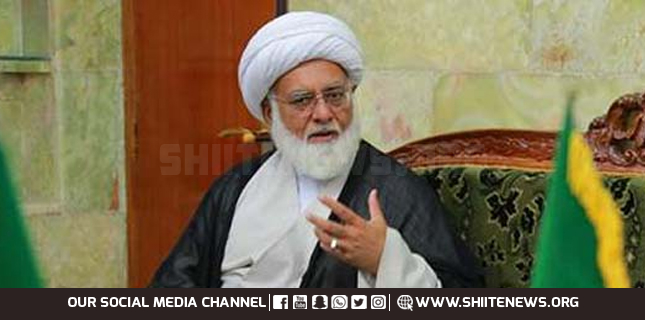 Humanitarian aid of Palestinians on the lines of Imam Khomeni is still going on, Allama Dr. Muhammad Akbar