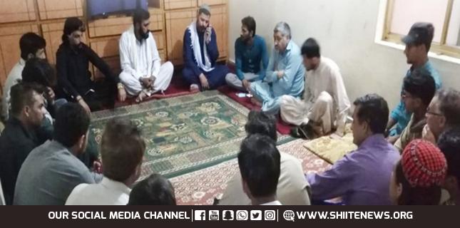 Banned Sipah-e-Sahaba obstructs construction of Masjid Ali Ibn Abi Talib, Islamabad