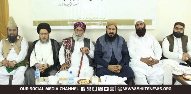 Shiite Sunni clerics call on government to boycott Israeli products